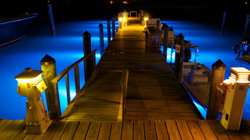 Marine led lights outdoor lighting for boats docks yachts and boat lights mozeypictures Image collections