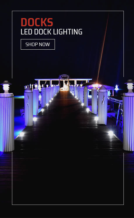 Led Lighting For Boats Marine Docks Yachts And Landscaping