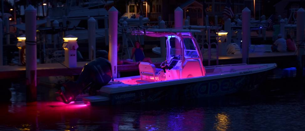 Rigid Industries Flood Light Boating Navigation Lights